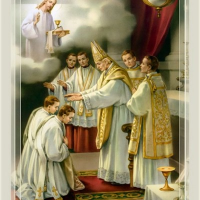 Risultati immagini per ordine sacerdotale